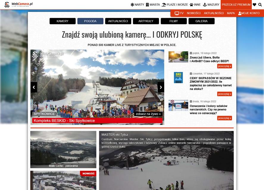 Portal WebCamera.pl